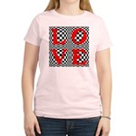 Psychedelic LOVE IV.jpg Women's Light T-Shirt