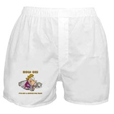 HOLD ON! Boxer Shorts