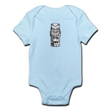 Tiki Statue Infant Bodysuit