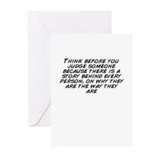 Cool Way behind Greeting Cards (Pk of 20)