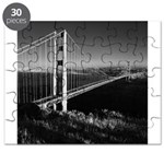 GG Bridge from Battery Spencer Puzzle