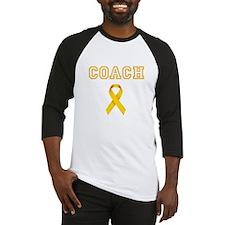 Men's Coach Baseball Jersey