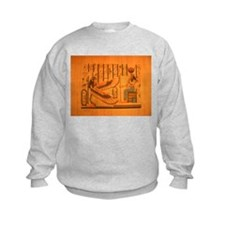 MAAT AND AUSET (ISIS) Sweatshirt