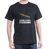 Drum Mass Percussion T-Shirt