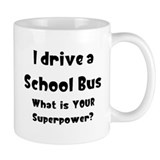 school bus  Tasse