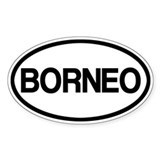 Borneo Decal