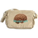 Mindcraft, the game of minds. Messenger Bag