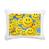 Smiley face symbols - Pillow