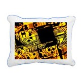 Printed circuit board, artwork - Pillow