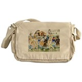 Maurice Prendergast Sea Maiden Messenger Bag