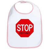 Stop Destiney Bib