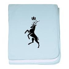 House Baratheon Stag baby blanket