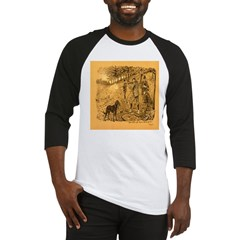 Labrador and Hunters 1890 Baseball Jersey