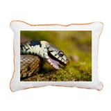 Grass snake feigning death - Pillow