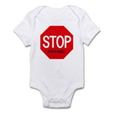 Stop Annabel Infant Bodysuit