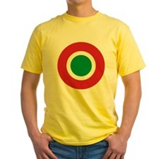 Italian Air Force low vis roundel T