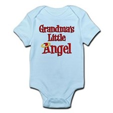 Grandmas Little Angel Infant Bodysuit