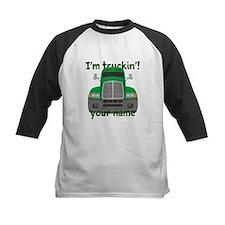 Personalized Im Truckin Tee