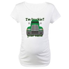 Personalized Im Truckin Shirt