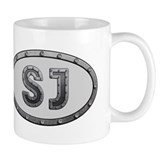 SJ Metal Small Mug