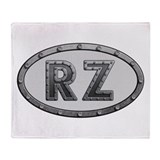 RZ Metal Throw Blanket