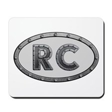 RC Metal Mousepad