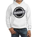Monarch Ski Resort Colorado Black Jumper Hoody