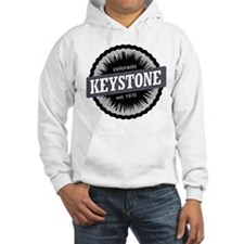 Keystone Ski Resort Colorado Black Hoodie