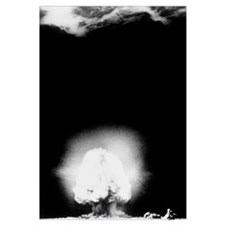 First atomic explosion, Los Alamos