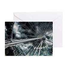 The Wheel and The Storm Greeting Cards (Pk of 20)