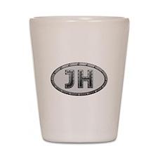 JH Metal Shot Glass