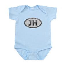 JH Metal Infant Bodysuit