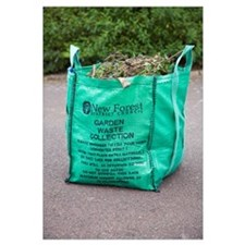 Garden waste recycling