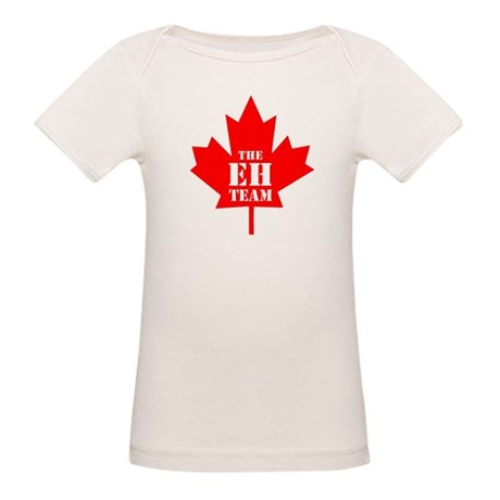 The Eh Team Organic Baby T-Shirt