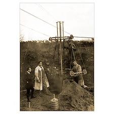 German rocket pioneers, 1932