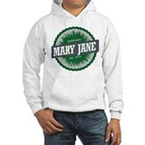 Mary Jane Ski Resort Colorado Green Jumper Hoody