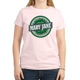 Mary Jane Ski Resort Colorado Green T-Shirt