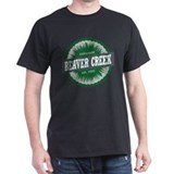 Beaver Creek Ski Resort Colorado Green T-Shirt