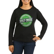 Wolf Creek Ski Resort Colorado Lime T-Shirt