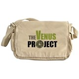The Venus Project | Messenger Bag