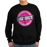 Wolf Creek Ski Resort Colorado Pink Jumper Sweater