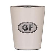 GF Metal Shot Glass