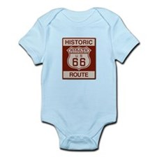 Rialto Route 66 Infant Bodysuit