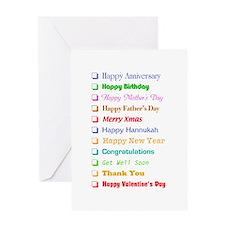 Cute Birthday Greeting Card