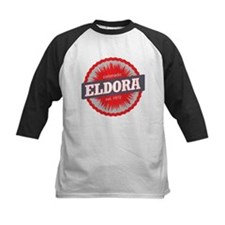 Eldora Ski Resort Colorado Red Tee