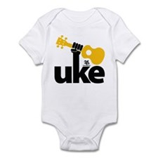 Uke Fist Infant Bodysuit