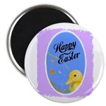 HAPPY EASTER DUCK Magnet