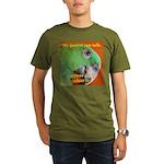 Delbert - Barbara Heidenreich Organic Men's T-Shir