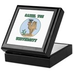 Camel Toe University Keepsake Box