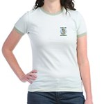 Camel Toe University Jr. Ringer T-Shirt